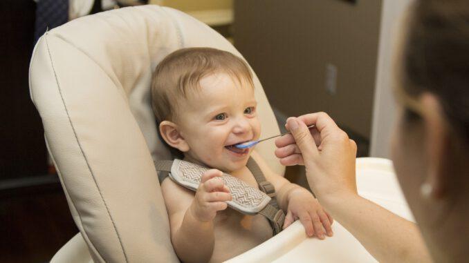 Die richtige Ernährung des Babys ist eine wichtige Sache