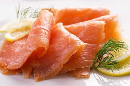 Dürfen Schwangere Lachs essen?