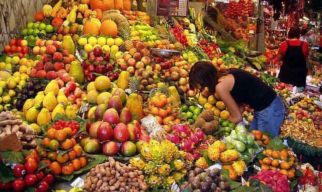 Obst in der Stillzeit