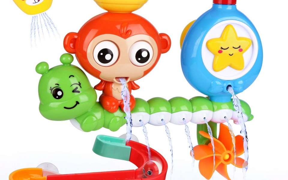BBLIKE Badespielzeug für Babys