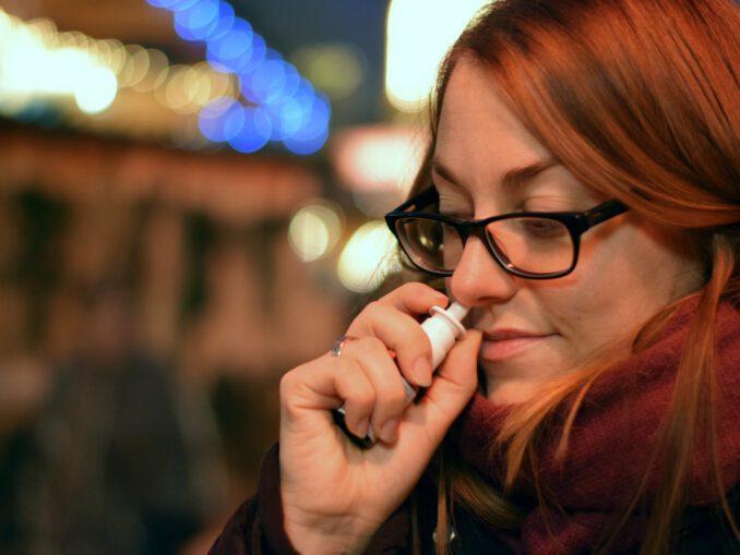 Nasenspray in der Schwangerschaft